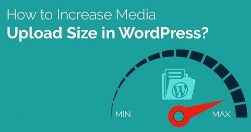 3 روش افزایش حجم فایل آپلود به حداکثر سایز خود در وردپرس چیست؟