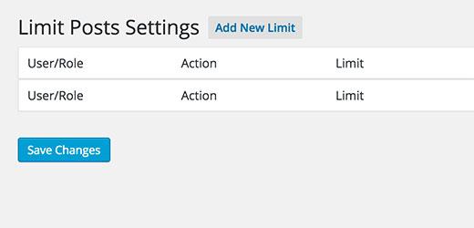 نحوه ایجاد محدودیت برای پست گذاری کاربران در وردپرس
