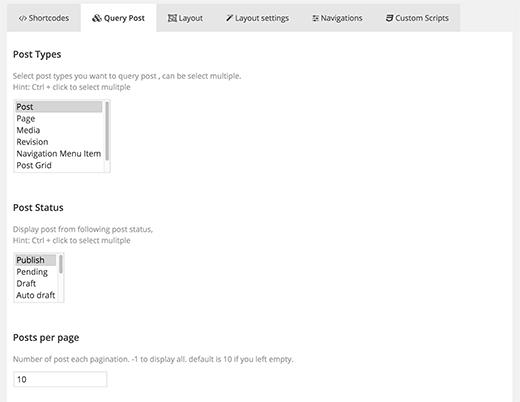 نحوه نمایش مطالب وبسایت شما در یک طرح شبکه