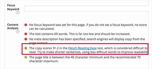نحوه بهبود و افزایش خوانایی نوشته ها در وردپرس