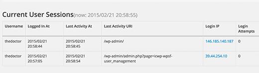 نحوه جلوگیری از به اشتراک گزاری کلمات عبور در وردپرس