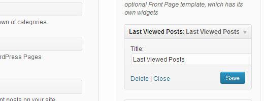 آموزش نمایش آخرین پست های بازدید شده توسط کاربر در وردپرس